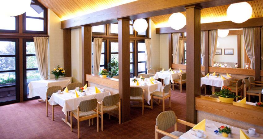 Breakfast Room Leine Hotel, Hotel Breakfast Room Furniture